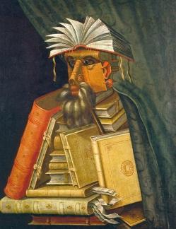 Arcimboldo - Le bibliothécaire