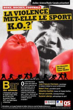 Bar des sciences_ Violence & Sport