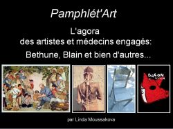 Agora des artistes et médecins engagés