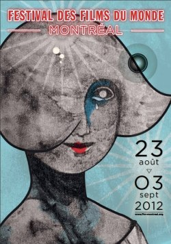 Affiche FFM2012 par Amira Daoudi