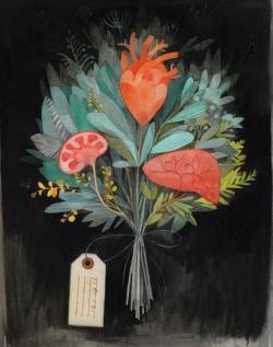 Don d'organes par Isabelle Arsenault