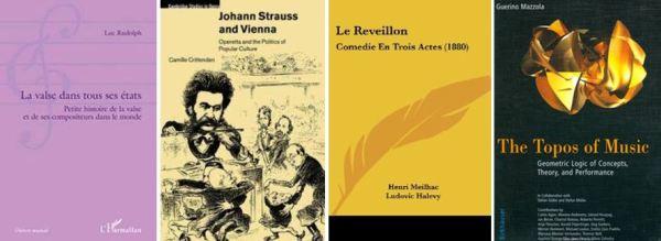 Livres sur Valse & Strauss