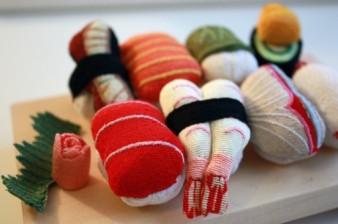 Sushi_Chirimen craft museum