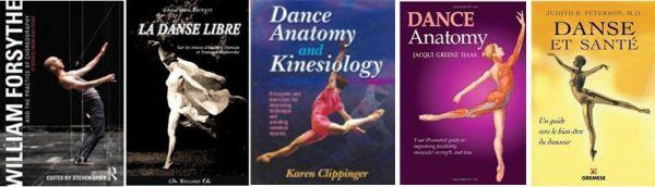 Livres sur la danse2013