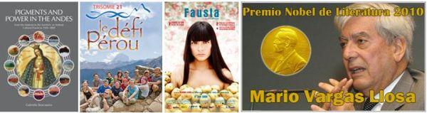 Livres DVD Pérou