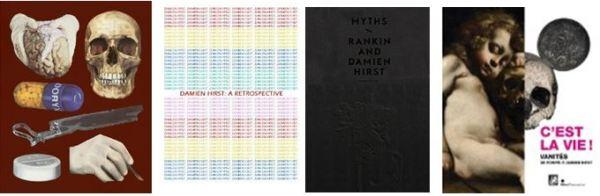 Livres Damien Hirst