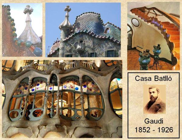 Gaudi diapositive LM