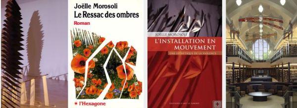 Joëlle Morosoli_Livres