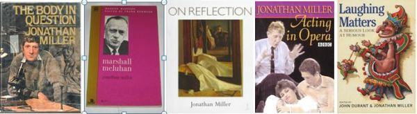 Livres de Jonathan Miller