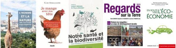 Livres sur l'environnement 2013