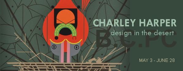 Charley Harper _Triffecta Gallery