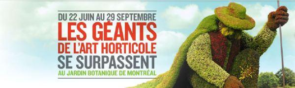 Mosaicultures de Montréal