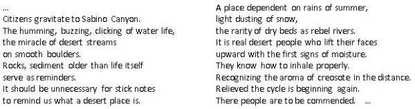 poème de Ofelia Zepeda