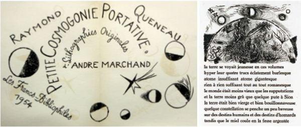 Cosmogonie de Raymond Queneau