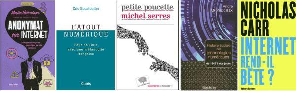Livres Le Numérique & Nous
