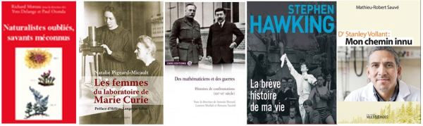 Livres 2013 Biographies