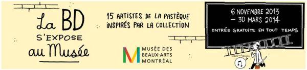 BD au musée _ La Pastèque