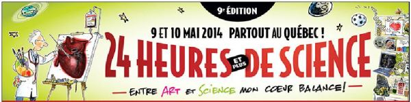24 heures de sciences 2014