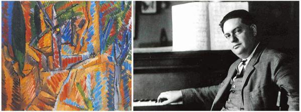 Raoul Dufy _ Darius Milhaud