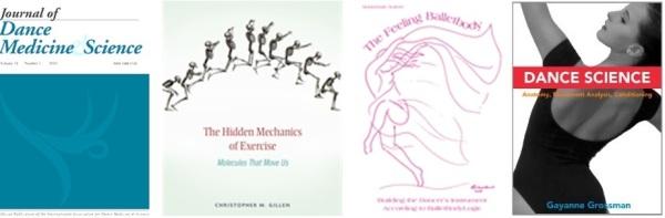 Livres sur la danse