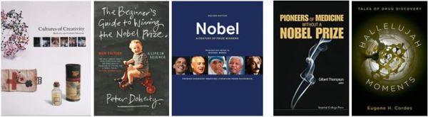 Livres sur les Prix Nobel