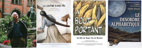 DVD sur les surréalistes belges