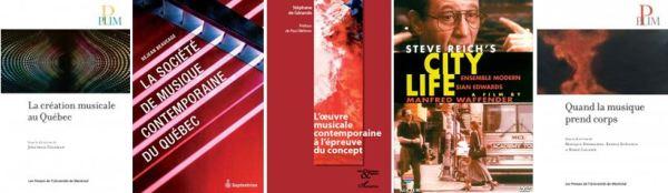 Livres sur la Musique Contemporaine