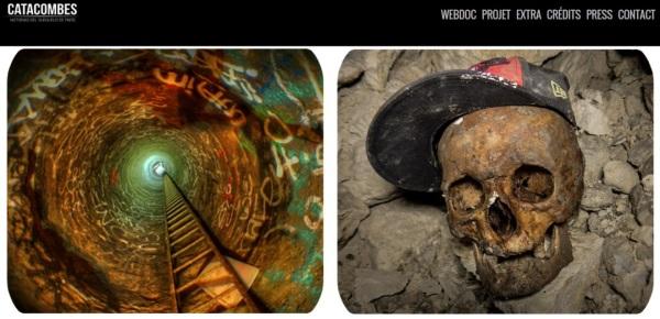 Catacombes de Victor Serna