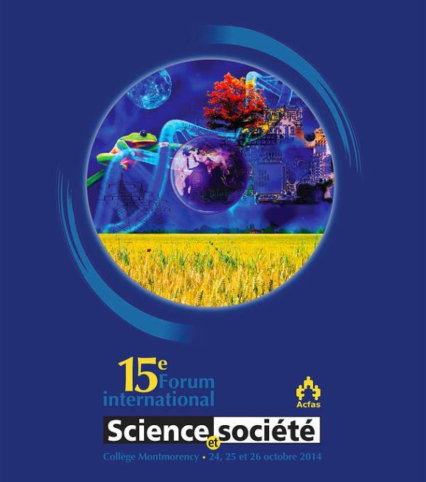 Forum Science et société 2014