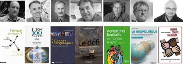 Auteurs au Forum Science et société 2014
