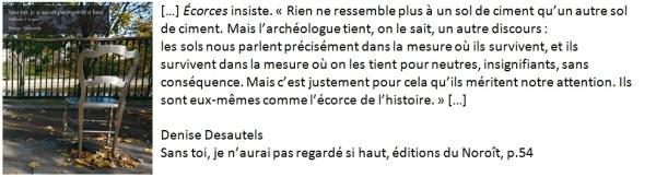 Poème de Denise Desautels