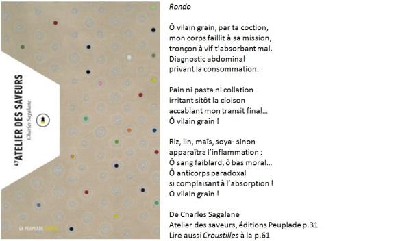 Poème de Charles Sagalane