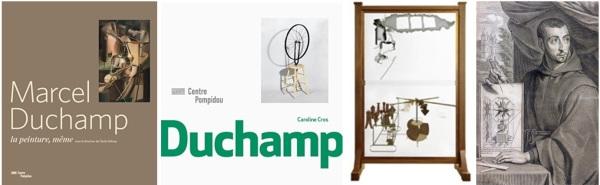 Duchamp à Pompidou 2014_GrandVerre_Niceron