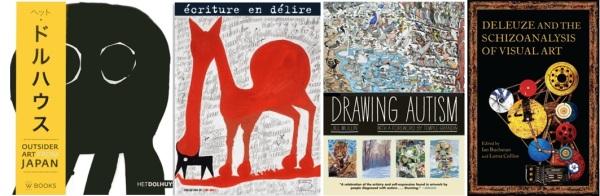 Livres sur l'Art Brut