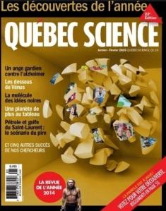 Québec Science Découvertes 2014