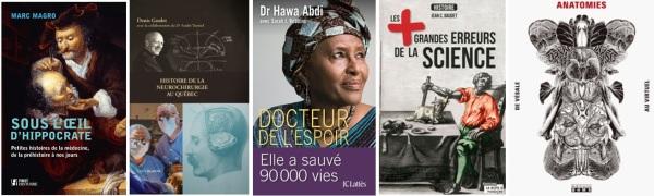 Livres Histoire sciences 2014