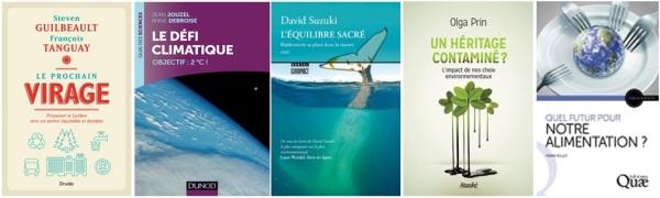Livres 2014 Nature & Environnement