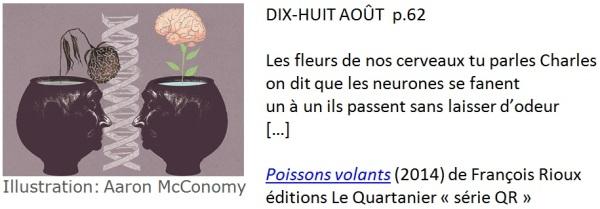 Poème de François Rioux et Illustration de McConomy