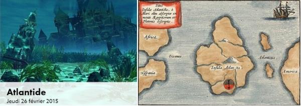 Atlantide de Michel-George Brégent SMCQ