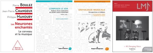 Livres musique contemporaine