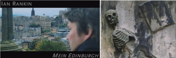 Ian Rankin My Edinburgh