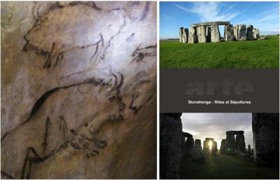 Caverne du Volp et Stonehenge au ARTFIFA 2015