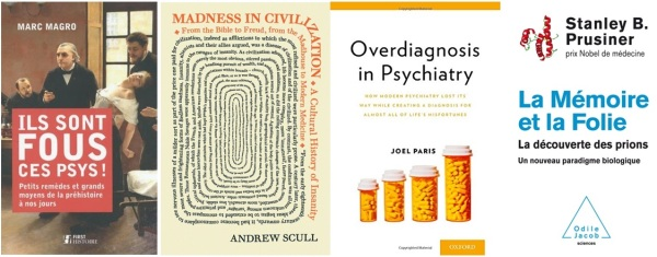 Maladies mentales livres 2015