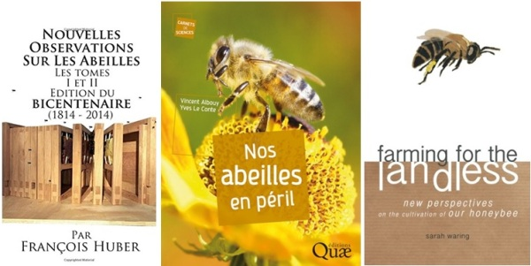 Livres sur les abeilles