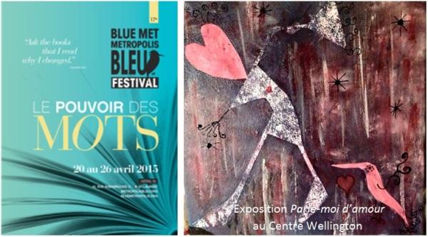 Metropolis Bleu et Les impatients 2015