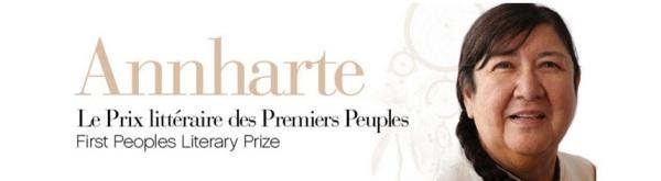Prix des Premiers Peuples à Annharte