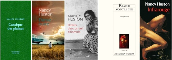 Nancy Huston livres récents