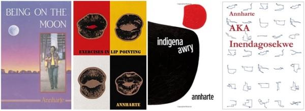 Livres de Marie Annharte