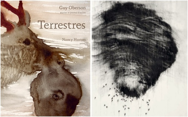 Terrestres de Guy Oberson et Nancy Huston