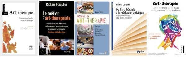 Art-Thérapie Livres 2014-15